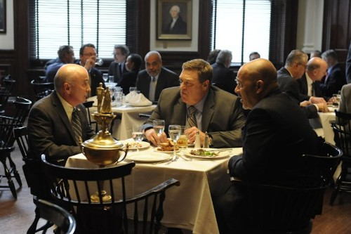 You can watch Amazon's first original series, 'Alpha House,' right now