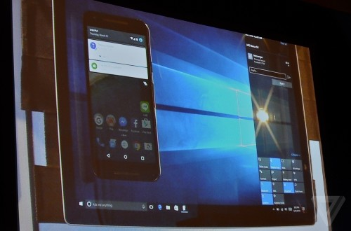Windows 10 testers can now get Android phone notifications on their PCs