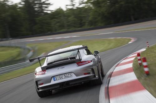 Driving Porsche's most perfect, most elusive 911