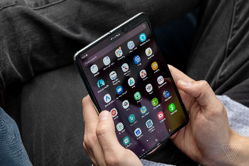 Samsung officially delays the Galaxy Fold