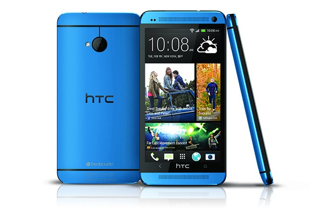 HTC One in 'Metallic Blue' launching on September 15th at Best Buy