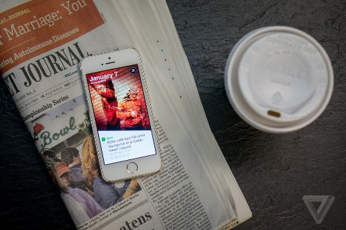Yahoo News Digest arrives on Android and launches an international edition