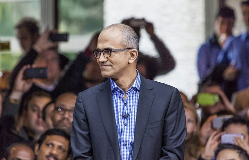 Microsoft's new CEO says Ballmer and Gates 'pressure-test you'