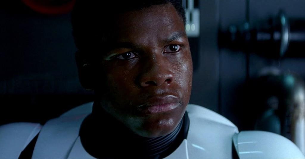 John Boyega is doing what Star Wars wouldn't