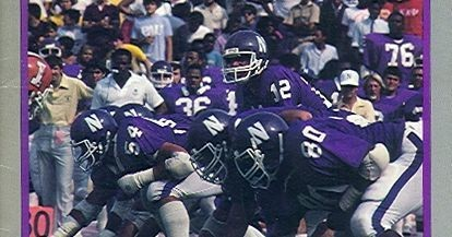 An ode to the 1976-81 Northwestern Wildcats — the ultimate underdogs