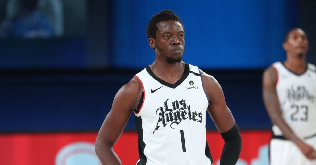 2019-20 Clippers Report Card: Reggie Jackson