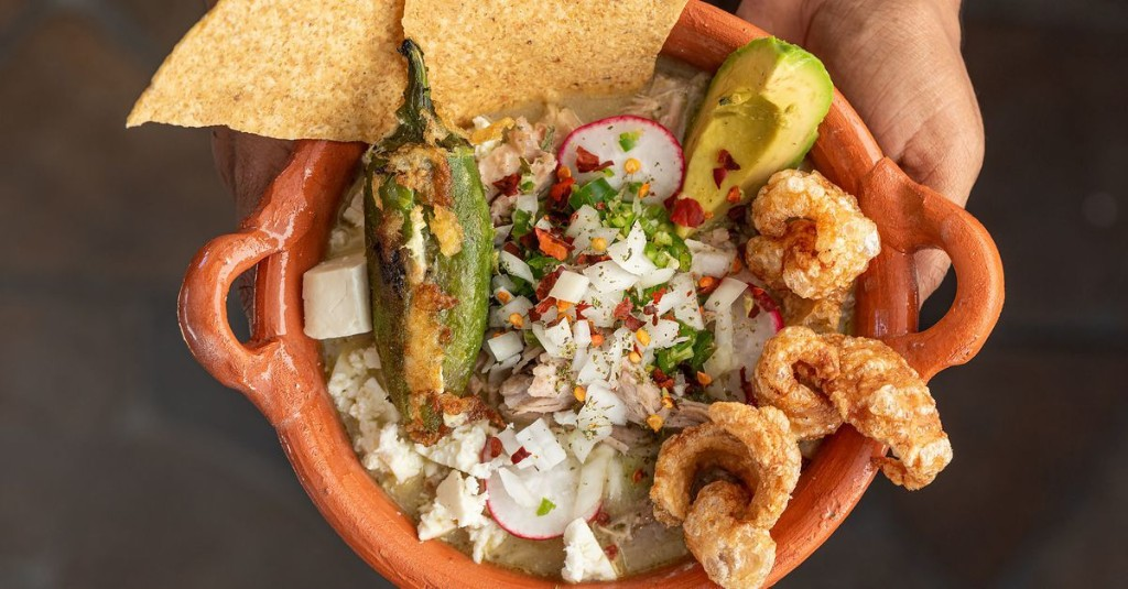 LA's First Afro-Mexican Restaurant Serves Guerrero-Style Pozoles, Tamales, and Guisados