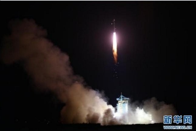 China's new satellite would create the world's largest quantum network