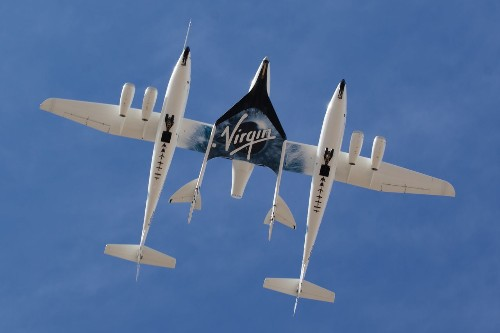 Virgin Galactic will unveil its new spaceplane tomorrow