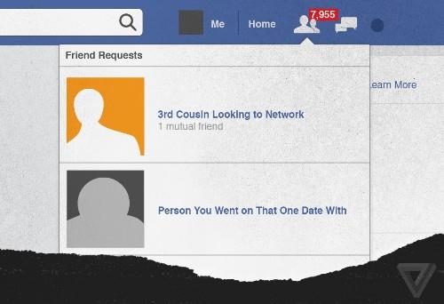 Facebook's friend problem
