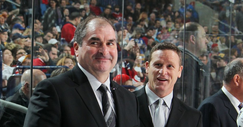 Larry Carrière quietly leaves the Montreal Canadiens organization