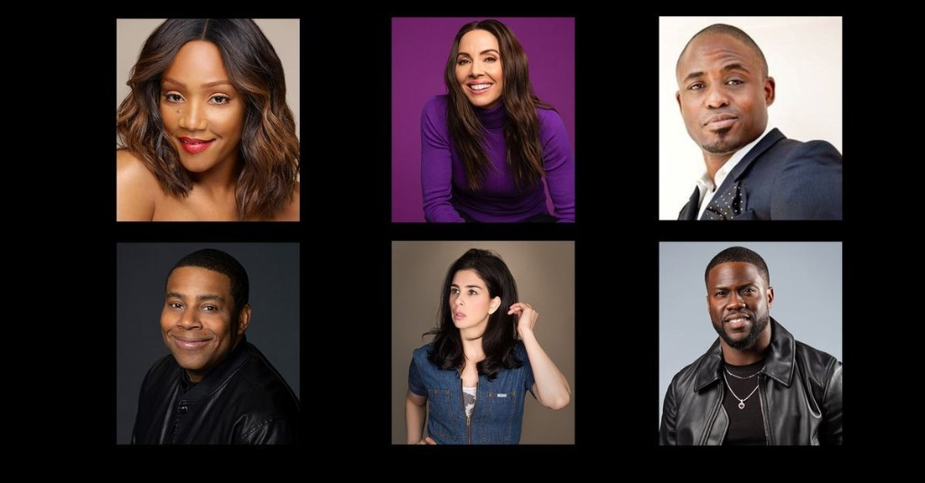 Your Favorite Comedians Are Teaming Up with Feeing America To Raise Money For Families Impacted By COVID-19