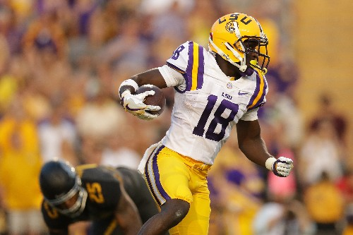 Tre'Davious White, All-American CB, immediately beefs up Bills' secondary