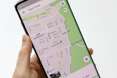 How to use Google Maps to save your parking location