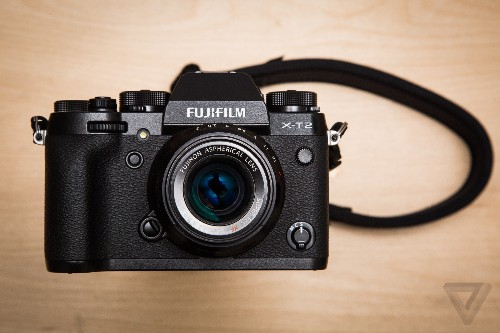 The Fujifilm X-T2 mirrorless camera body is cheaper than ever