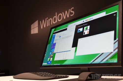 A closer look at Windows 10
