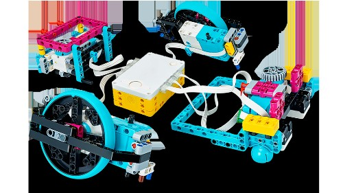 Lego's Spike Prime brings new programmable bricks to the table