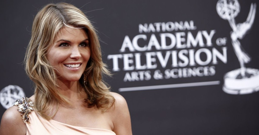 Did Lori Loughlin's daughters encourage her to plead guilty?