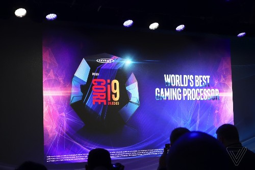 Intel announces its latest 9th Gen chips, including its 'best gaming processor' Core i9