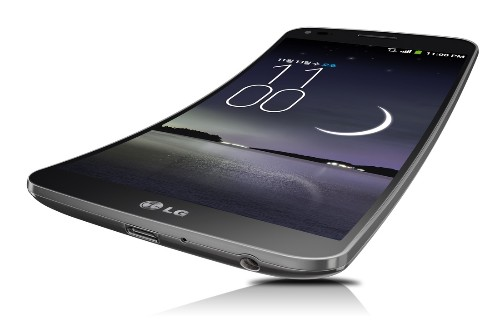 LG announces 'self-healing' G Flex, calls it first 'real' curved smartphone