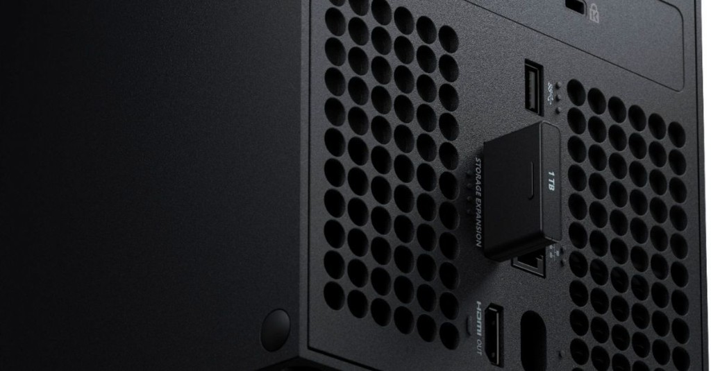 Xbox Series X's expansion card costs $219.99