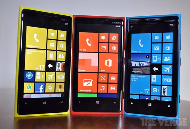 Windows Phone market share sinks below 1 percent