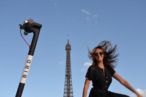Bird is making Paris its 'second home,' as city cracks down on scooter riding