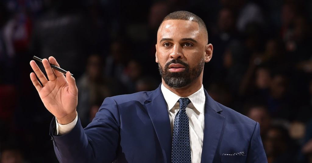 "Sixers' Assistant Ime Udoka emerges as ""front-runner"" to become Bulls' head coach"