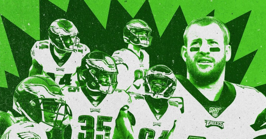 These Patched-Together Eagles Are Philadelphia's Perfect Team