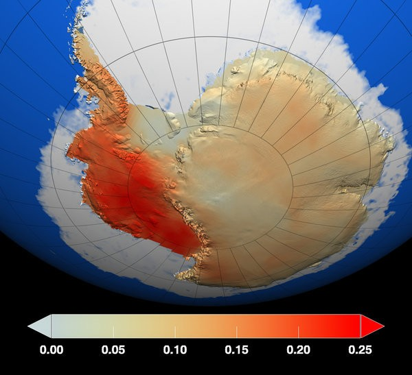 An 'unstoppable,' cataclysmic glacier meltdown is already underway