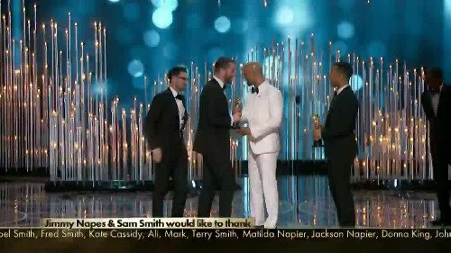 Sam Smith's vague, inaccurate Oscars acceptance speech was a missed opportunity