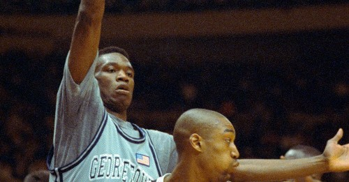 You Tube Gold: UNLV-Georgetown 1991
