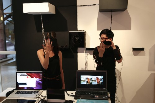 The Oculus Rift meat puppets are here
