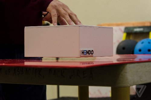Hendo's hoverboard technology could help NASA control satellites