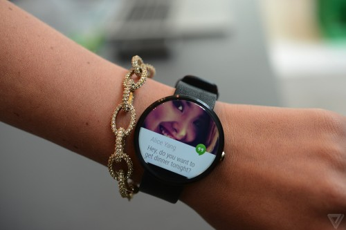 Google will keep absolute control over the look and feel of Android Wear