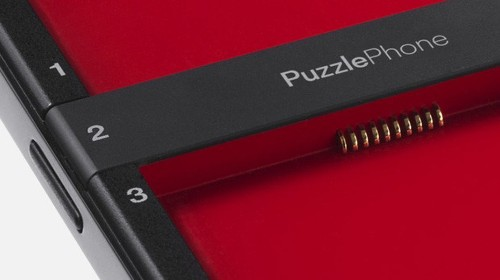 Puzzlephone's simple modular smartphone hits Indiegogo