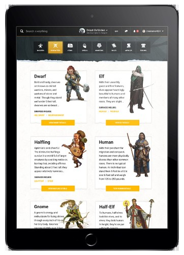 How D&D Beyond brings Gary Gygax's role-playing game into the digital age