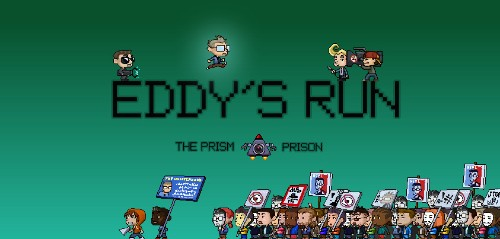 Play this: 'Eddy's Run' turns Edward Snowden's story into a Flash-based side-scroller