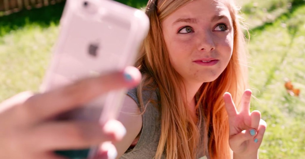 With Eighth Grade, Bo Burnham gives the selfie generation the portrait it deserves