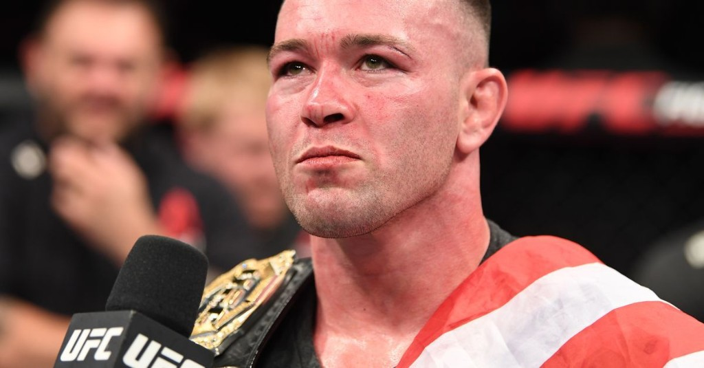 Colby Covington says he offered to help 'egomaniac' Dustin Poirier prepare for Khabib bout