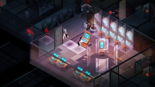 Invisible, Inc. turns being a spy into an incredible strategy game