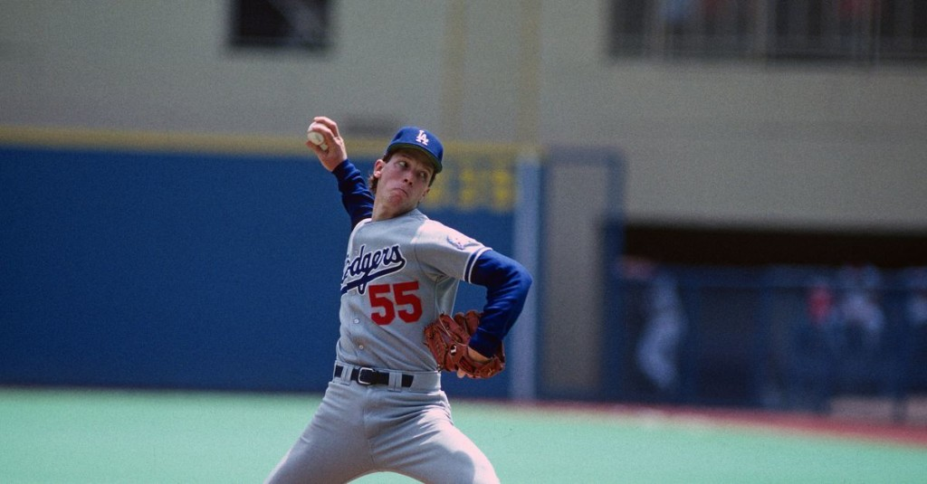 No. 78: Greatest seasons in Dodgers history: Orel Hershiser, 1987