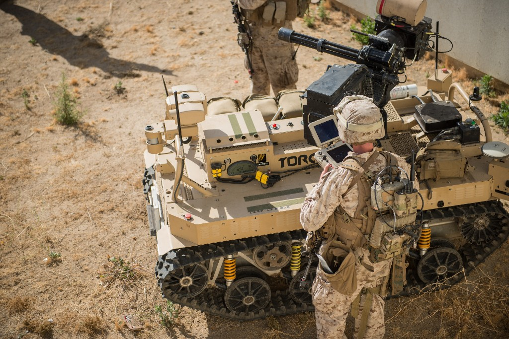 Elon Musk, DeepMind founders, and others sign pledge to not develop lethal AI weapon systems
