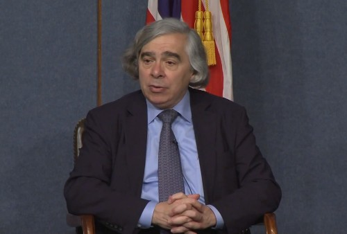New US Energy Secretary says natural gas gives us 'more time' to develop renewable power