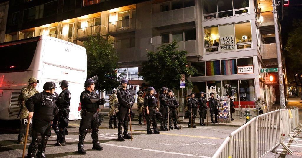 Seattle Cancels Curfew Order for the Rest of the Week After Pressure Mounts