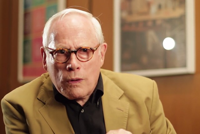 Dieter Rams says the future of design is taking care of the world