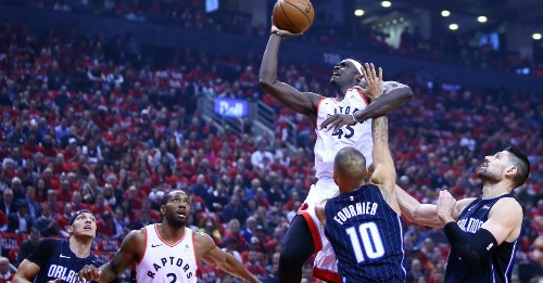Ranking every 2019 Raptors playoff game: Part 2 - The Easy Wins