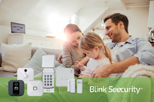 Little Blink camera expands into whole-home security, for a price