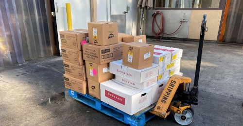 Facebook Staffers Give Its Massive Food Stockpile To Charity