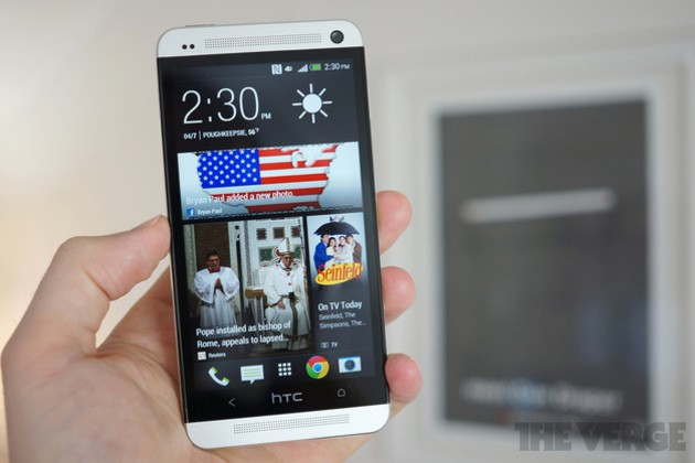HTC One Android 4.2 update kills the awful menu bar, adds Instagram to BlinkFeed